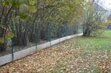 Darkovičky - plot ZŠ
